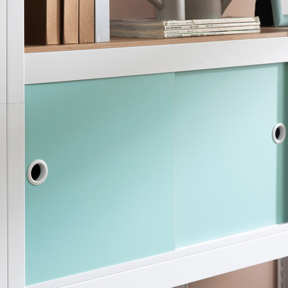Door Options - Kepsuul Customizable Modular Shelving and Storage