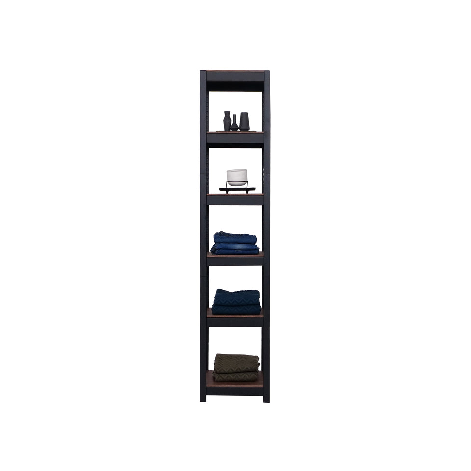 Kepsuul 5 Shelf Customizable Modular Shelving and Storage