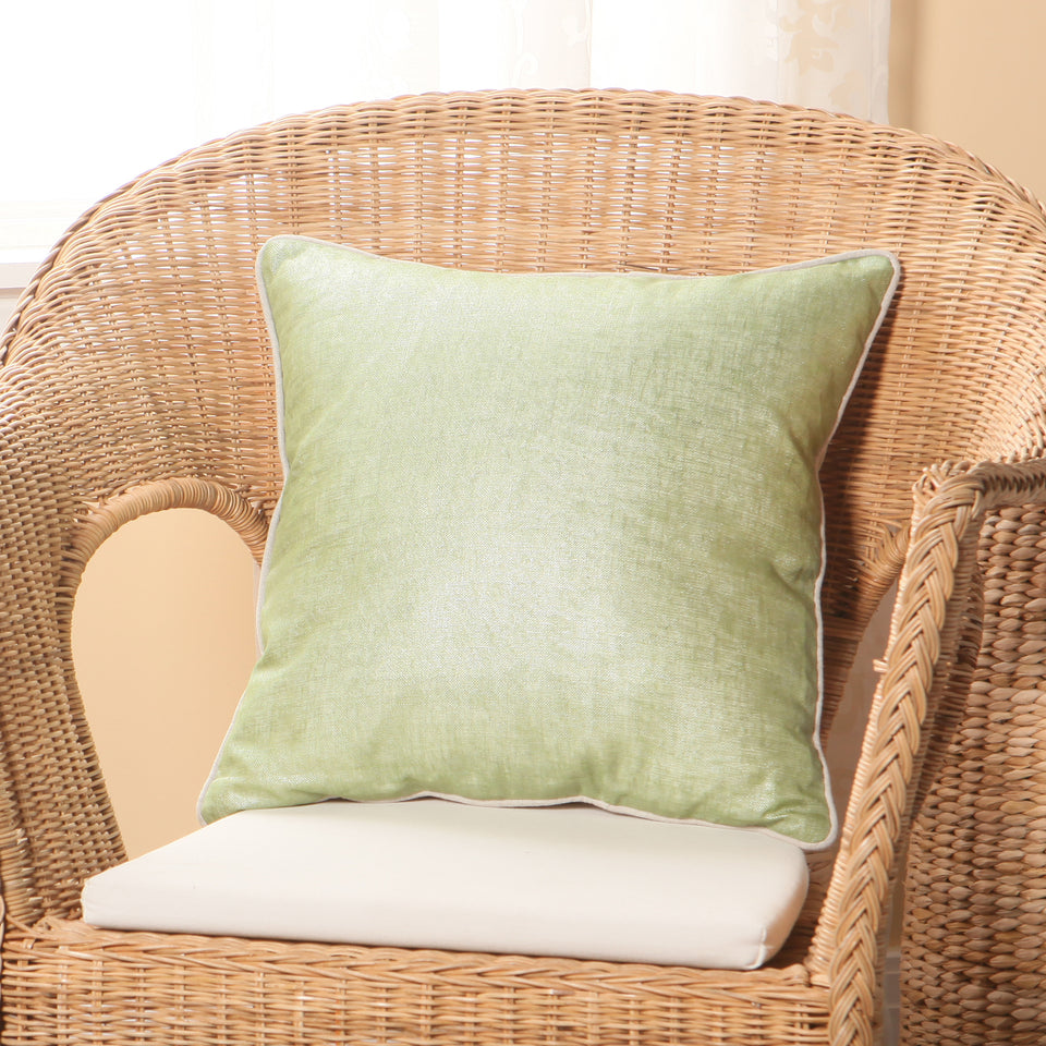 Metallic Linen Pillow