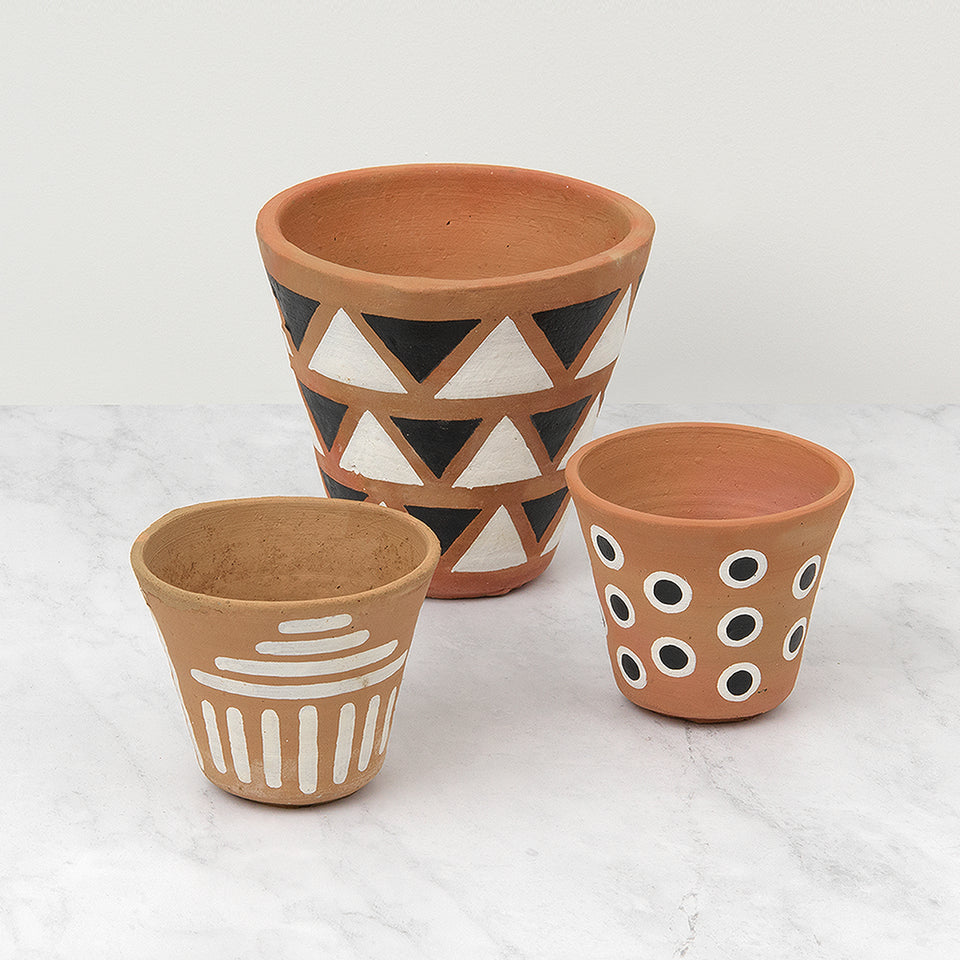 Navajo Planter Collection