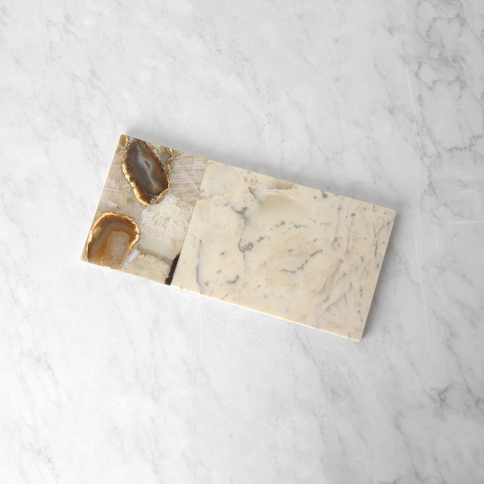 Agate & Marble Cheese Board