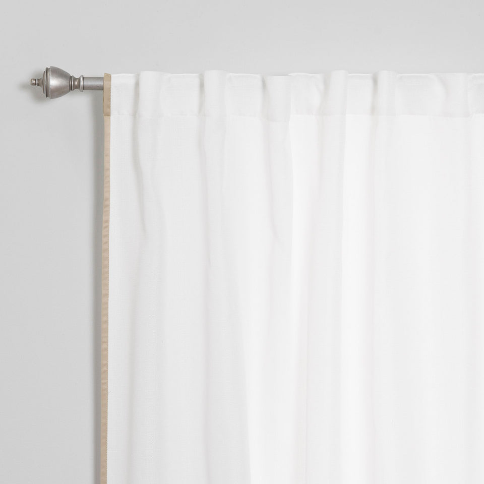 Oxford Thin Border Curtains