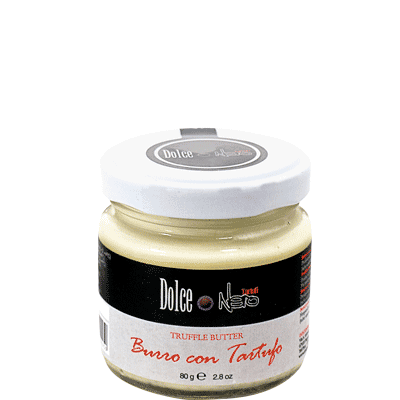 Butter with Truffle<br>80gr / 250gr <font color=red>INDENT</font>