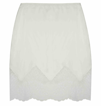 Yasmine Silk and Lace Skirt Slip