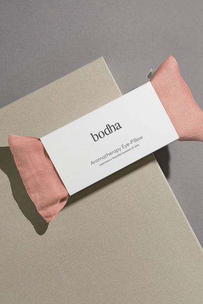 Bodha Aromatherapy Linen Eye-Pillow