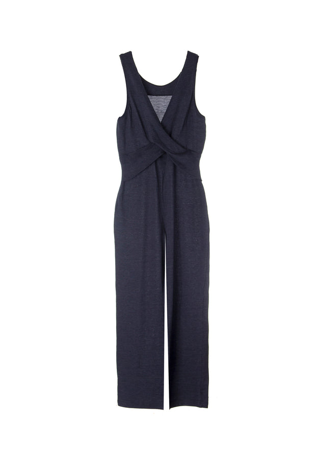 Ella Twisted Front Top Jumpsuit