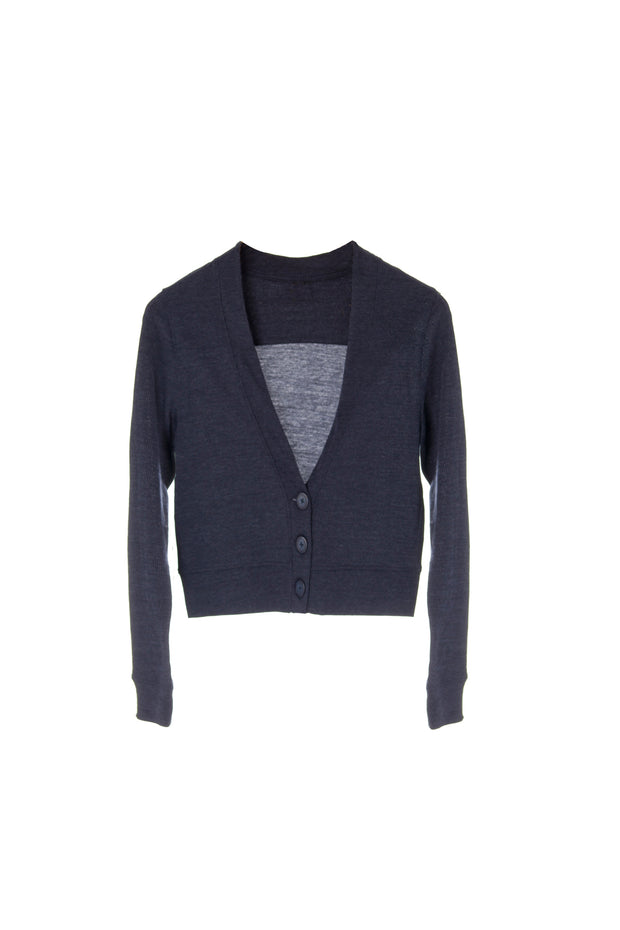 Ella Cropped Cardigan