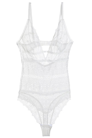 Hidden Layer Underwire Full Cup Bodysuit