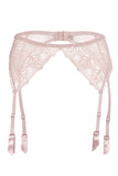 Ivy Lace Garter Belt - ELSE Lingerie - 1