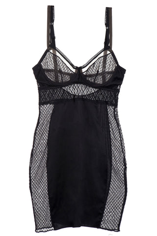 Coachella Plunge Soft Cup Fitted Chemise