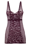 Petunia High-Apex Soft Cup Fitted Chemise