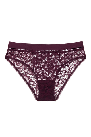 Petunia High Waist Sporty Brief
