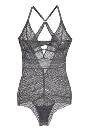 Rumi Deep Decollete Cup Bodysuit