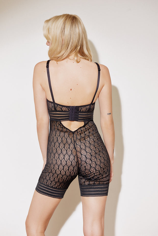 Belize Underwired Biker Short Suit