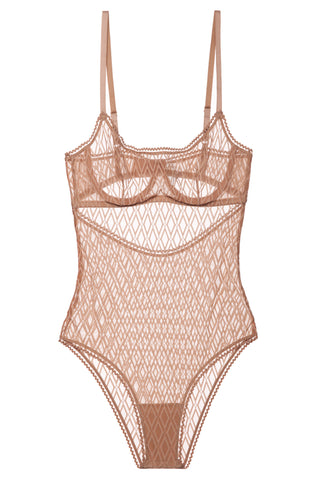 Petunia Soft Triangle Cup Bodysuit
