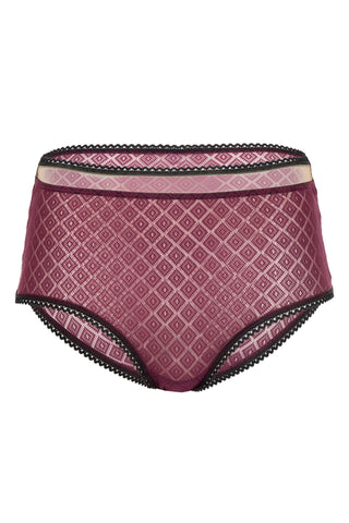 Pebble High Waist Cheeky Thong