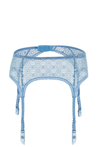 Signature Silk & Lace High Waist Brief