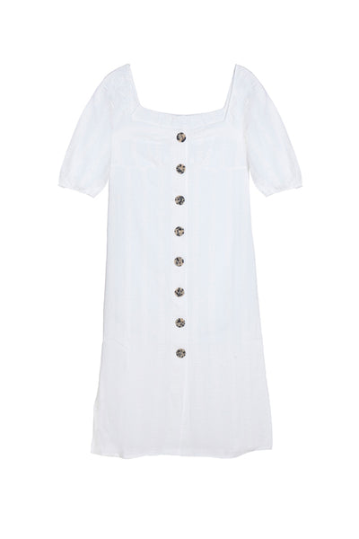 Tulum Button Down Dress