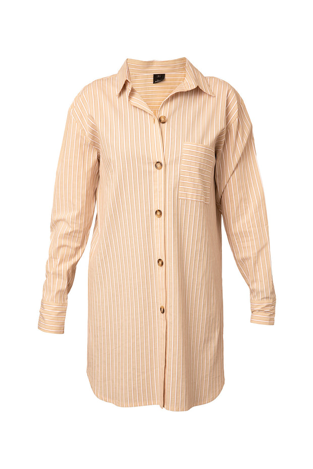 Hamptons Shirt Dress