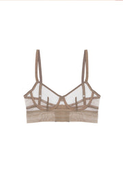 Bare Underwired Full Cup Longline Bra