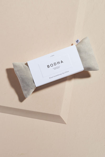 Bodha Aromatherapy Linen Eye Pillow