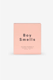 Boy Smells Petal Standard Candle