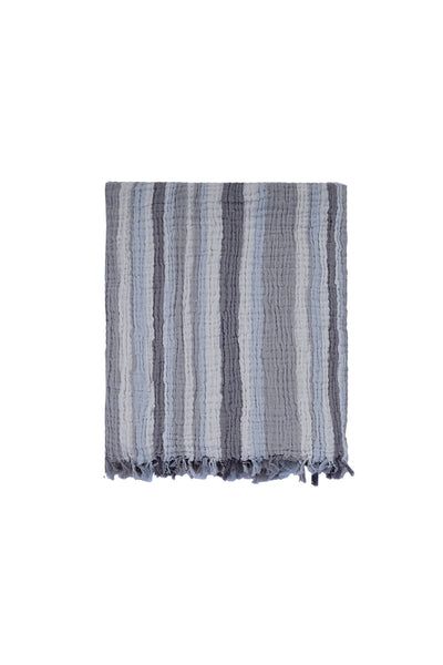 Cocoon Multi Stripe Throw