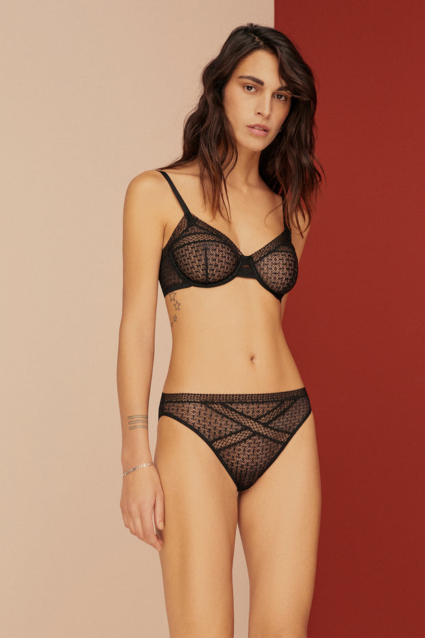 Harper Underwired Bra