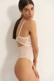 Honeycomb Soft Cup Bodysuit