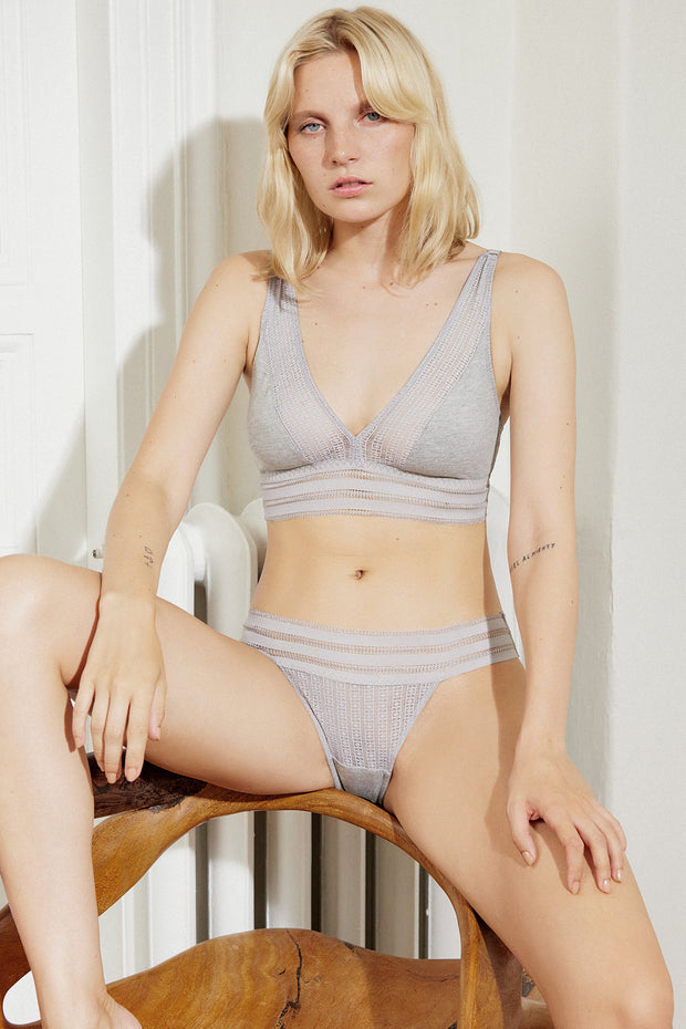 Jolie Soft Triangle Bra