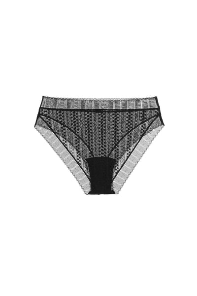 Lolita High-Waist Brief