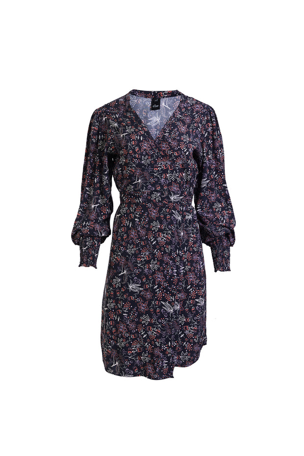 Nomad Wrap Dress/Robe