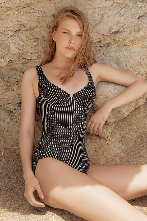 Roxy Underwired One Piece Suit