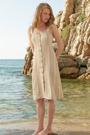 Sorrento Button Down Dress