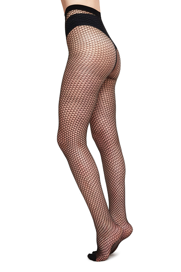 Swedish Stockings - Vera Net Tights