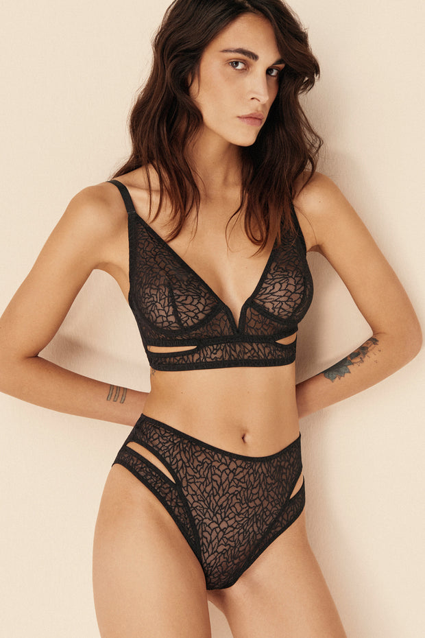 Zoe Cut Out Brief