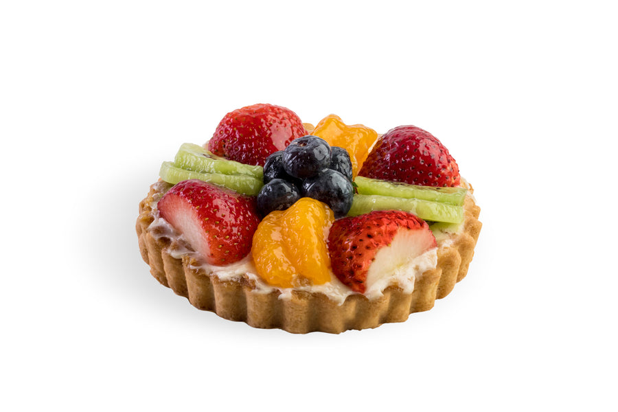 Fruit & Cheese Tart