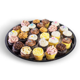 Mini Cupcakes Party Platter