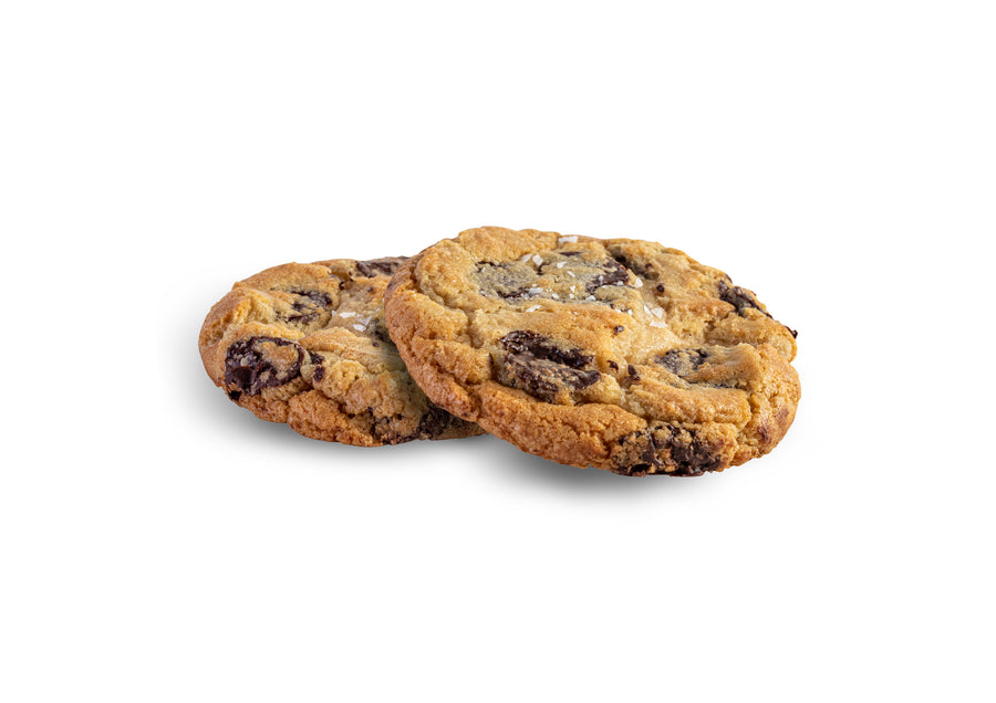 Not Your Grandma's Chocolate Chip Cookie