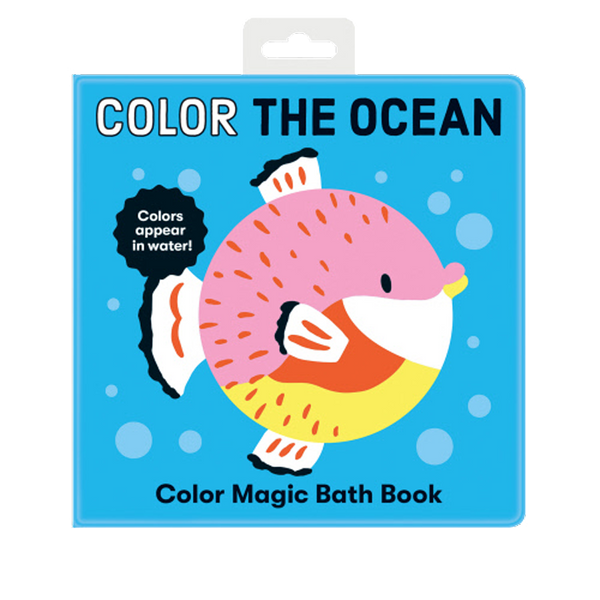 color the ocean