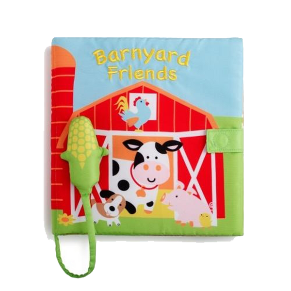 barnyard friends sound book