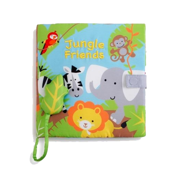 jungle friends sound book