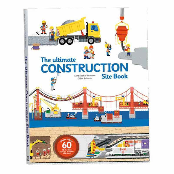 the ultimate book of construction