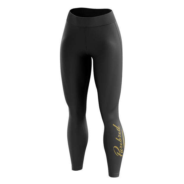 Limited Edition Purebred yoga pants - PUREBRED NUTRITION
