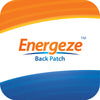 Energeze Back Patch Logo