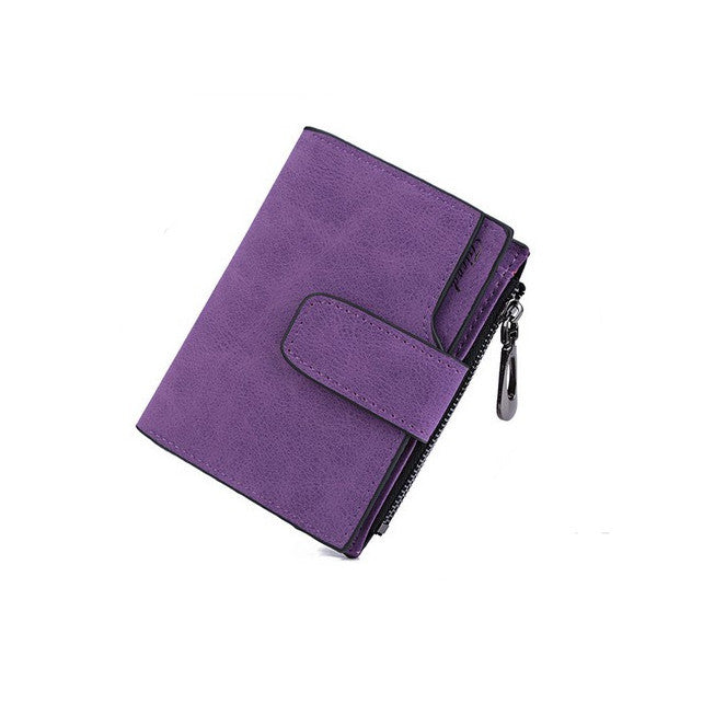 Women Short Wallet Handbag Purse Clutch Purse Card Holder