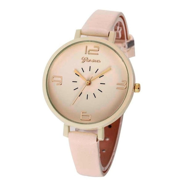 Women Watches Reloj Mujer Leather Band Casual Analog Quartz Wrist Watch Ladies Watch Wristwatch Zegarek Damski Relogio Feminino
