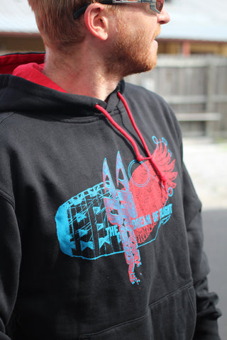 Channel Shift Heavy Sweatshirt