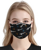 PD Face Masks with Disposable Filter