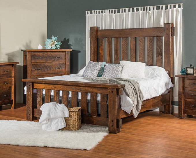 Bedroom Furniture Weaver S Furniture Amish Country Store